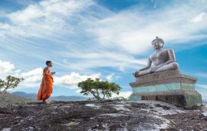 Bouddhisme, Culte, Moine, Antique, Bouddha, Asie