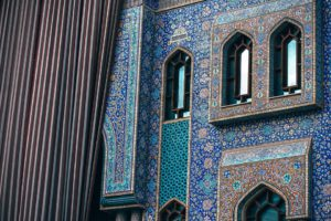 Arabian, L'Architecture, Asie, Arrière Plan, Barbelées